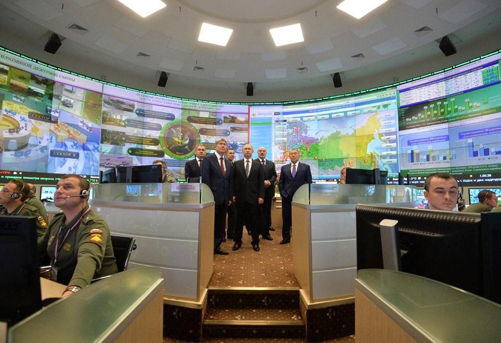 Putin predsjednici ODKB komandni centar
