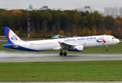 Ural Airlines Airbas A321-211