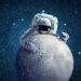 Astronaut kosmonaut svemir kosmos planeta