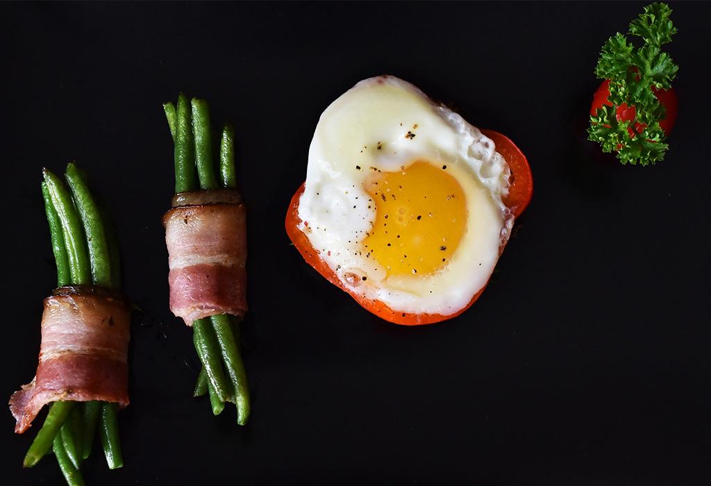 slanina i jaja