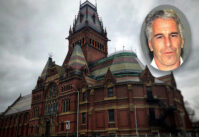 Harvard Memory Hall- Jeffrey Epstein