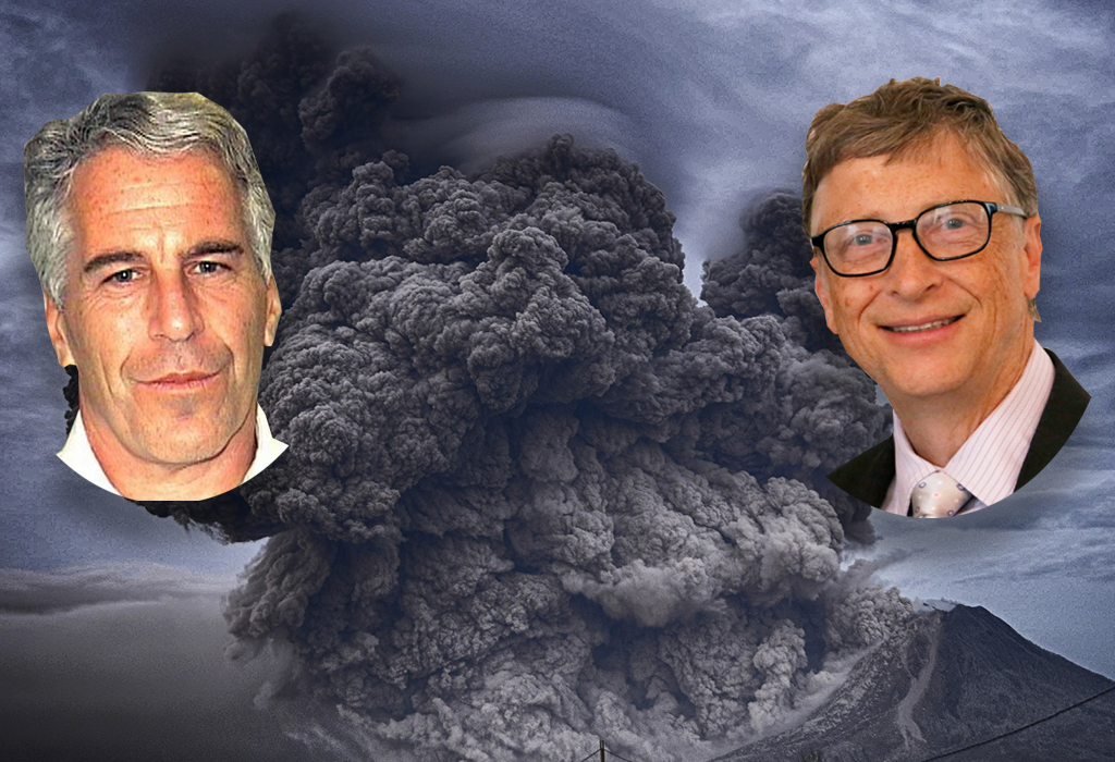 Jefrey Epstein Bill Gates
