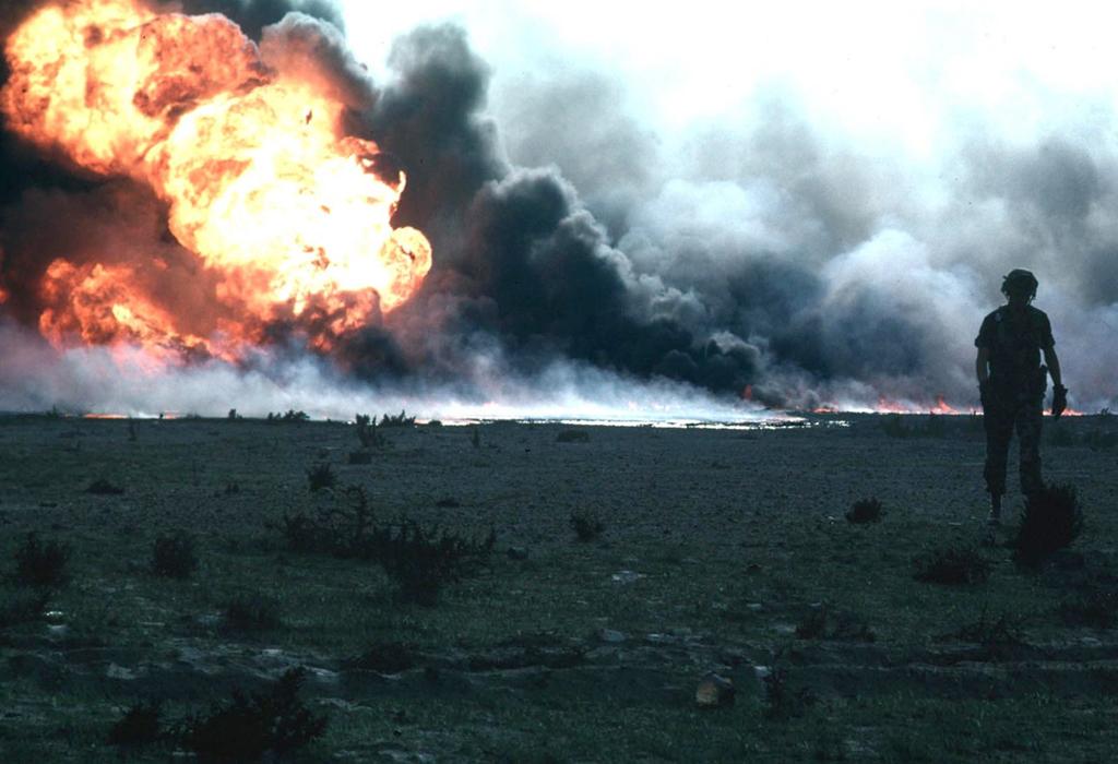 Kuvajt Irak rat 1991