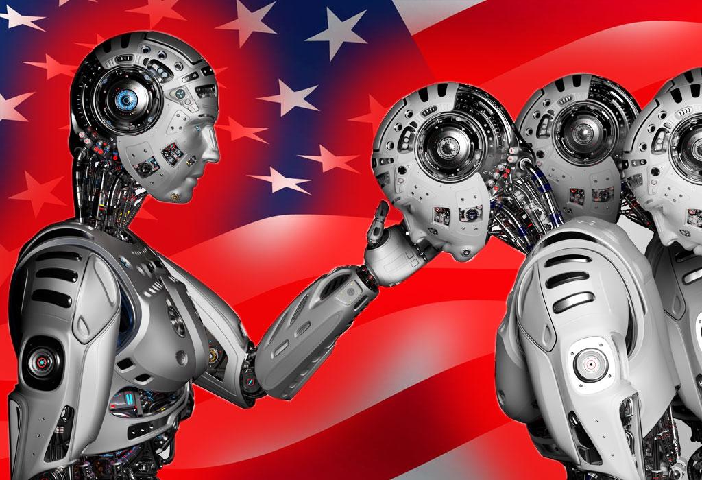 Roboti vojnici