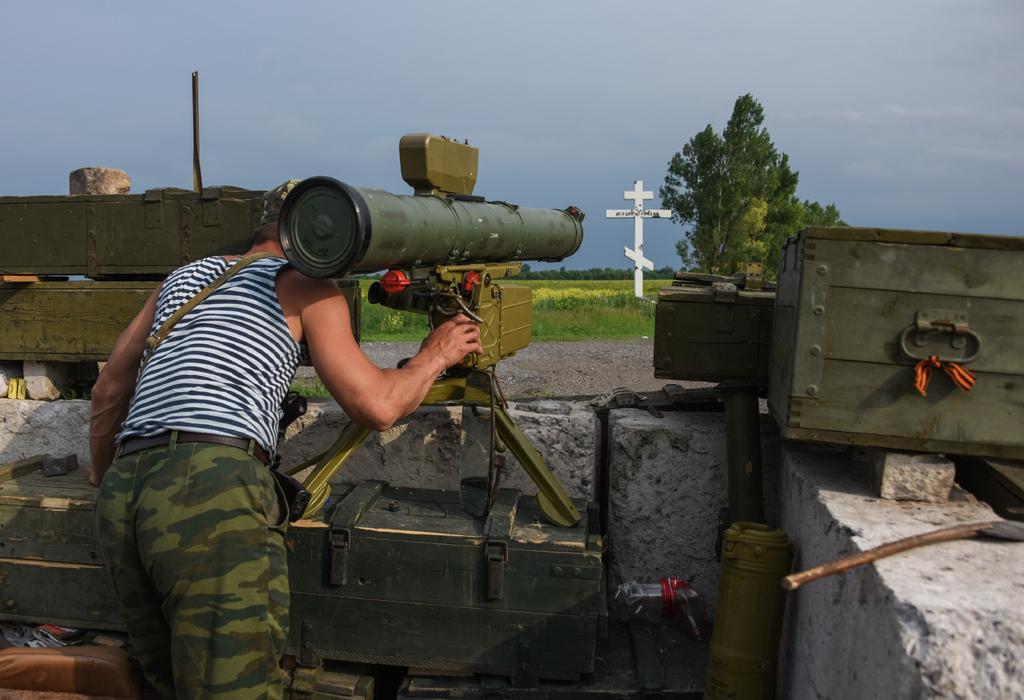 Ukrajina DNR LNR Donbas