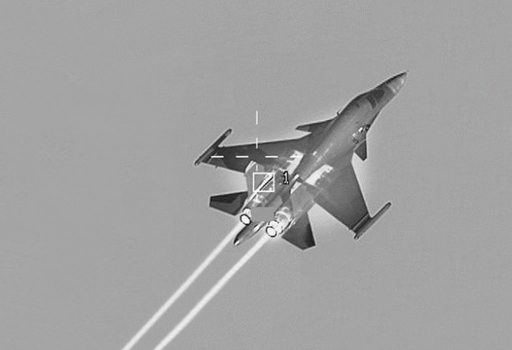 Belgijanci ciljali ruski - Su-34