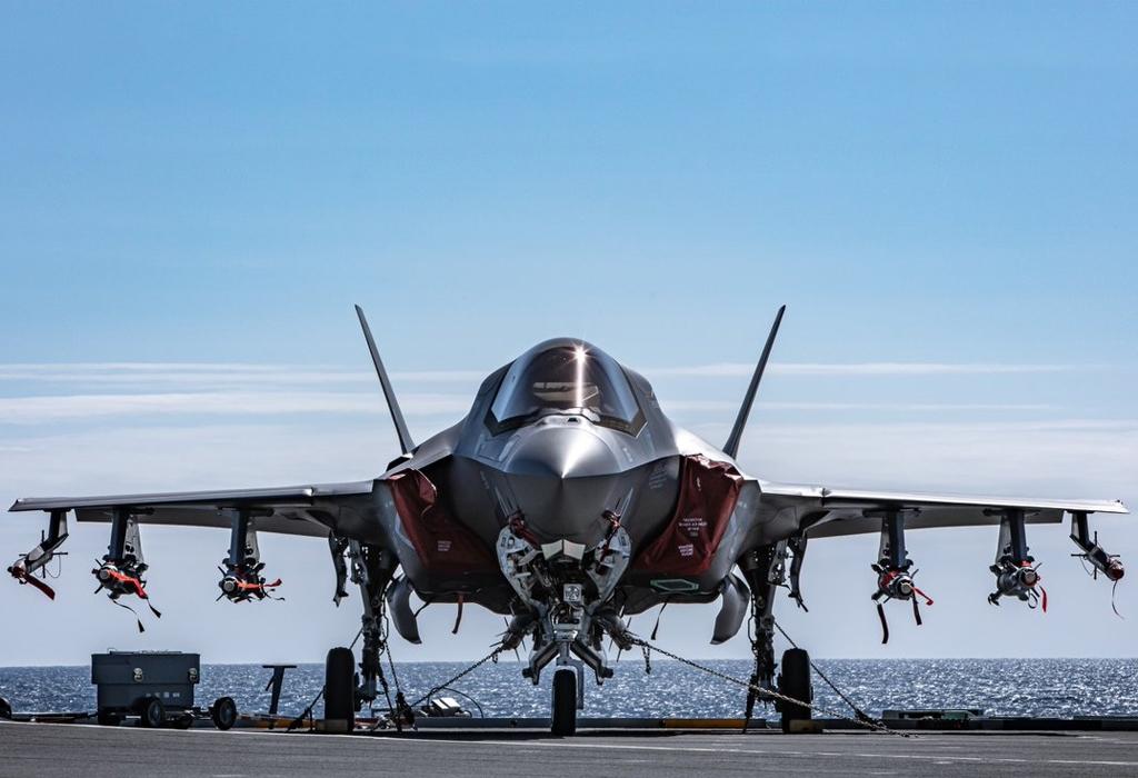"""F-35 """"Zvijer"""""""