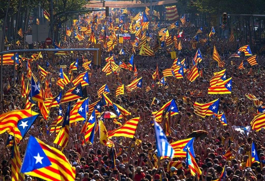 Zatvorske kazne izrečene katalonskim dužnosnicima koji su nakon referenduma 2017. proglasili suverenitet Katalonije