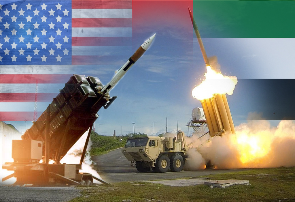 Patriot i THAAD - SAD i Saudijska Arabija