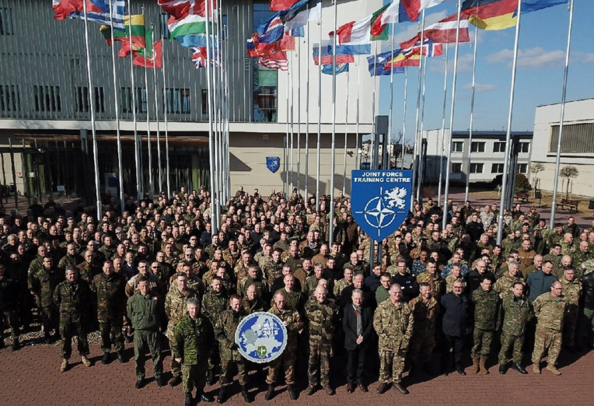Joint force training centar