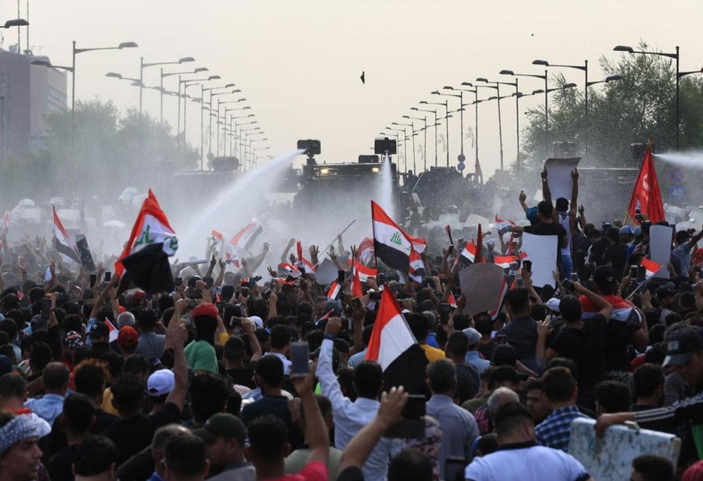 Prosvjedi u Iraku