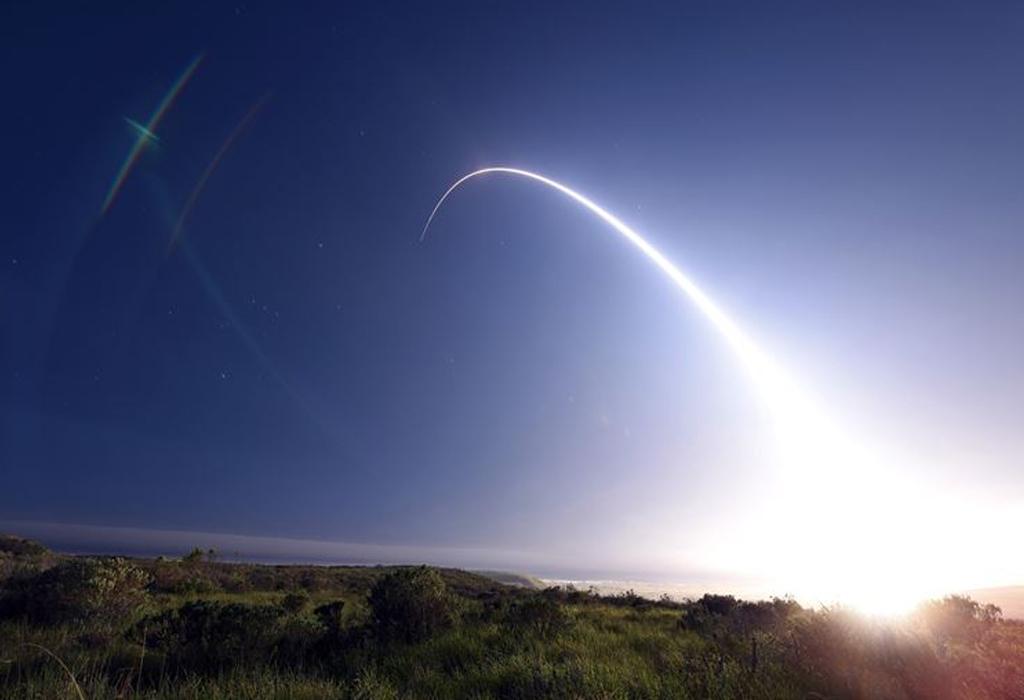 Testiranje raketa