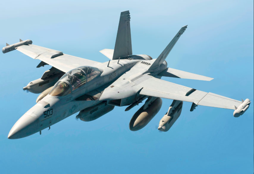 Growler EA-18G