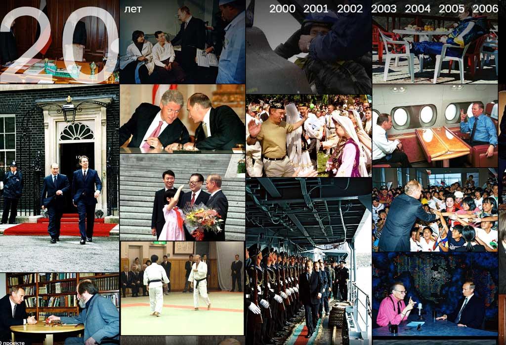 20 godina Putina