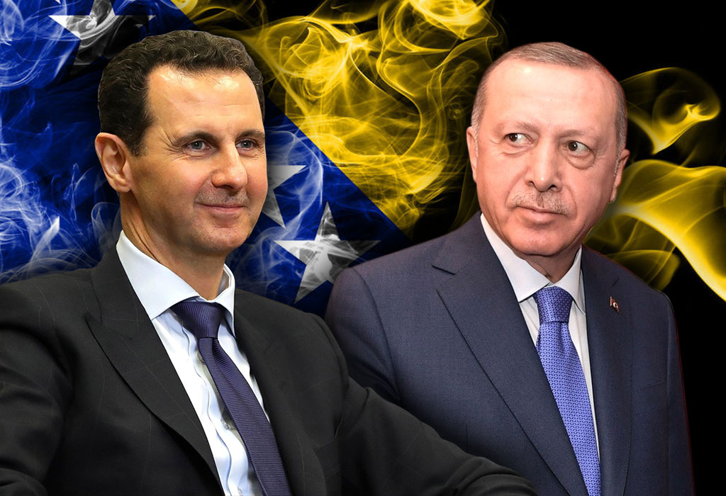 Assad i Erdogan