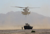 CH-53 helikopter
