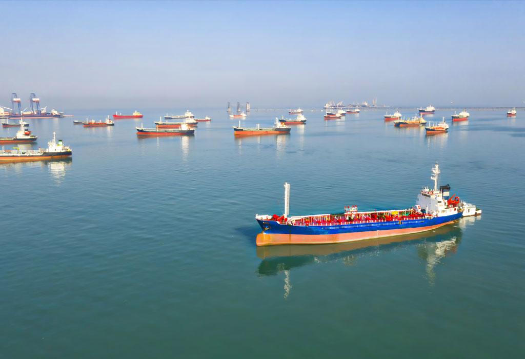 Veliki broj tankera