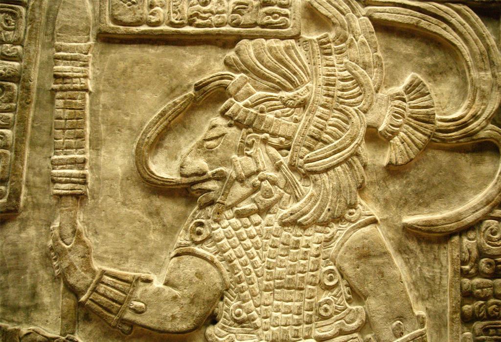 Drevno Kraljevstvo Maya