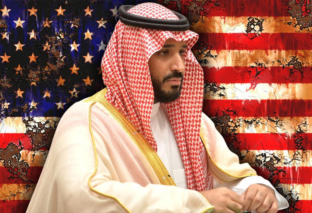 Mohamed Bin Salman - SAD