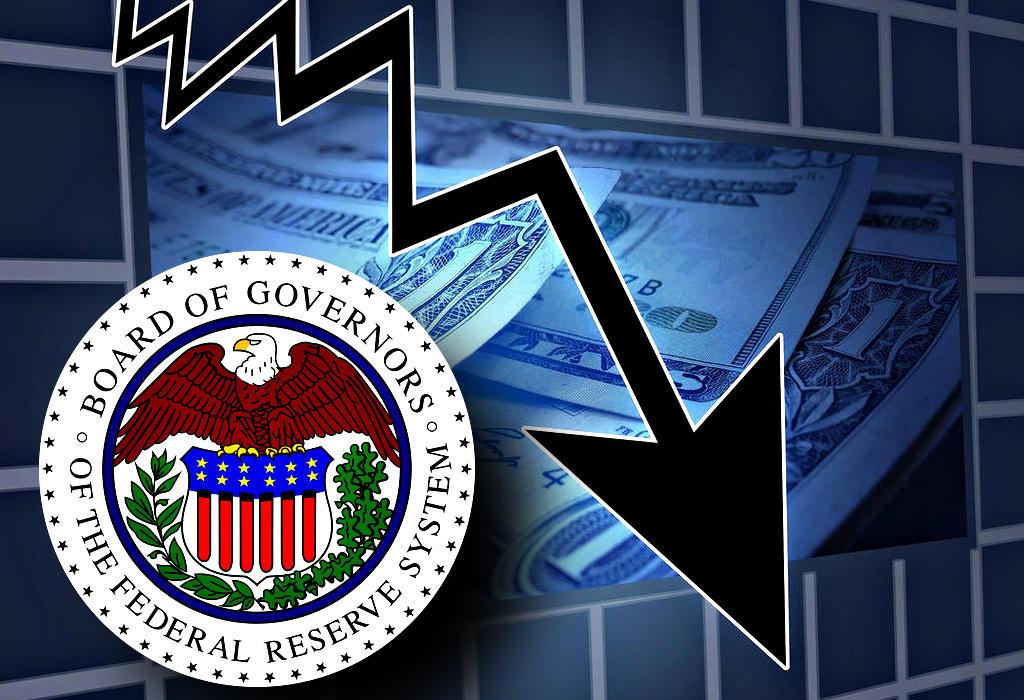 Federalne rezerve - pad ekonomije