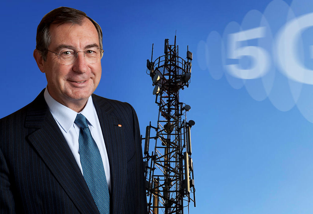Martin Bouygues 5G