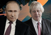 Vladimir Putin i Boris Johnson