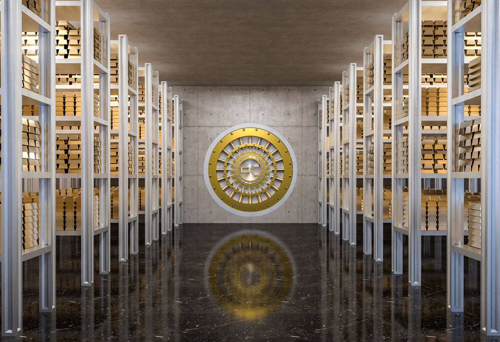 Zlato u banci