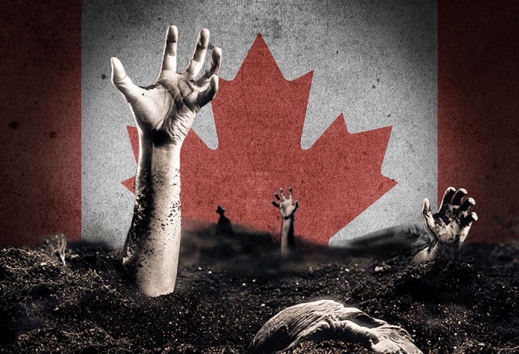 Kanada - kriza