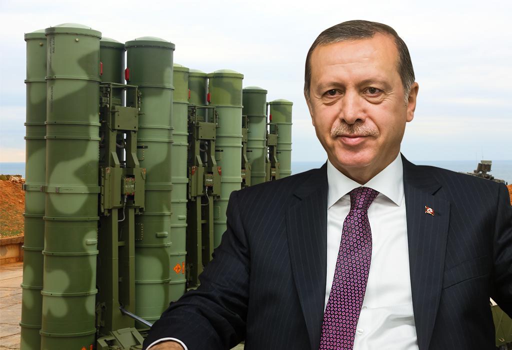 Rusija isporučuje S-400 Turskoj