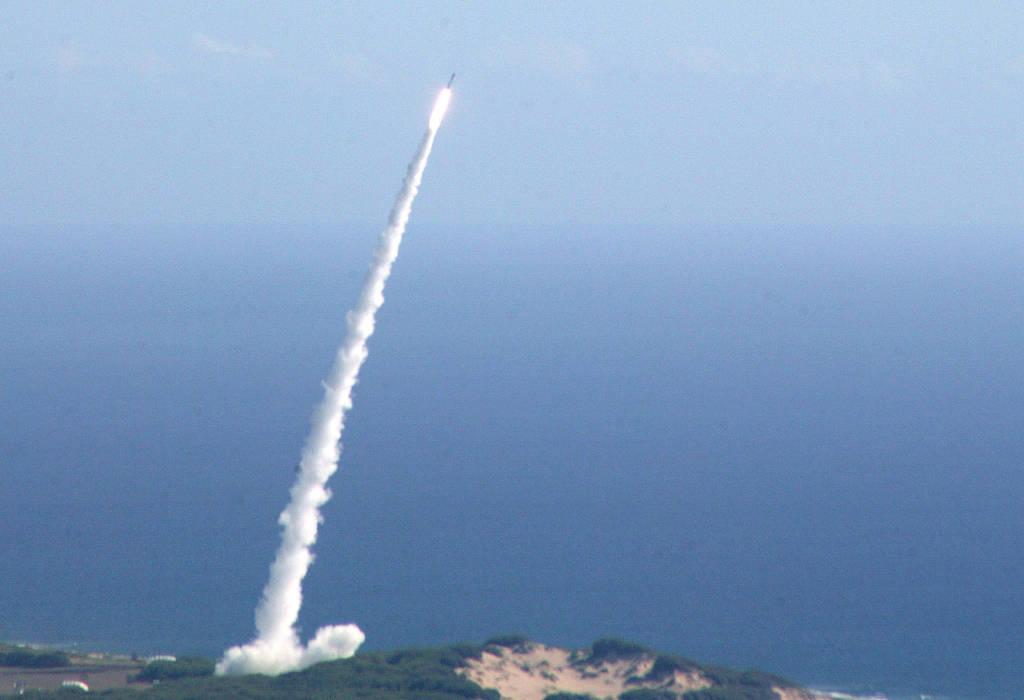 Raketa testiranje