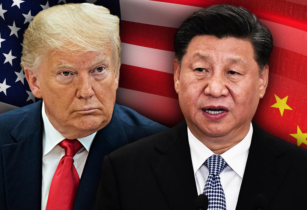 SAD i Kina carine