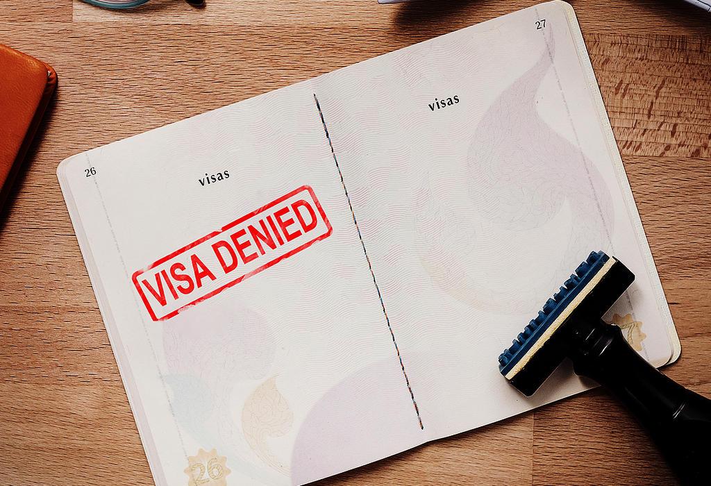 SAD viza odbijena