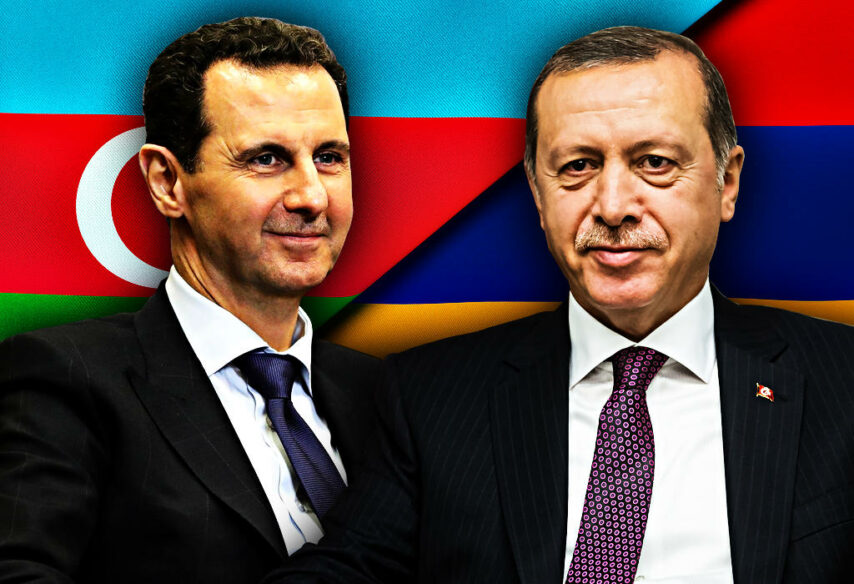 Assad - Erdogan