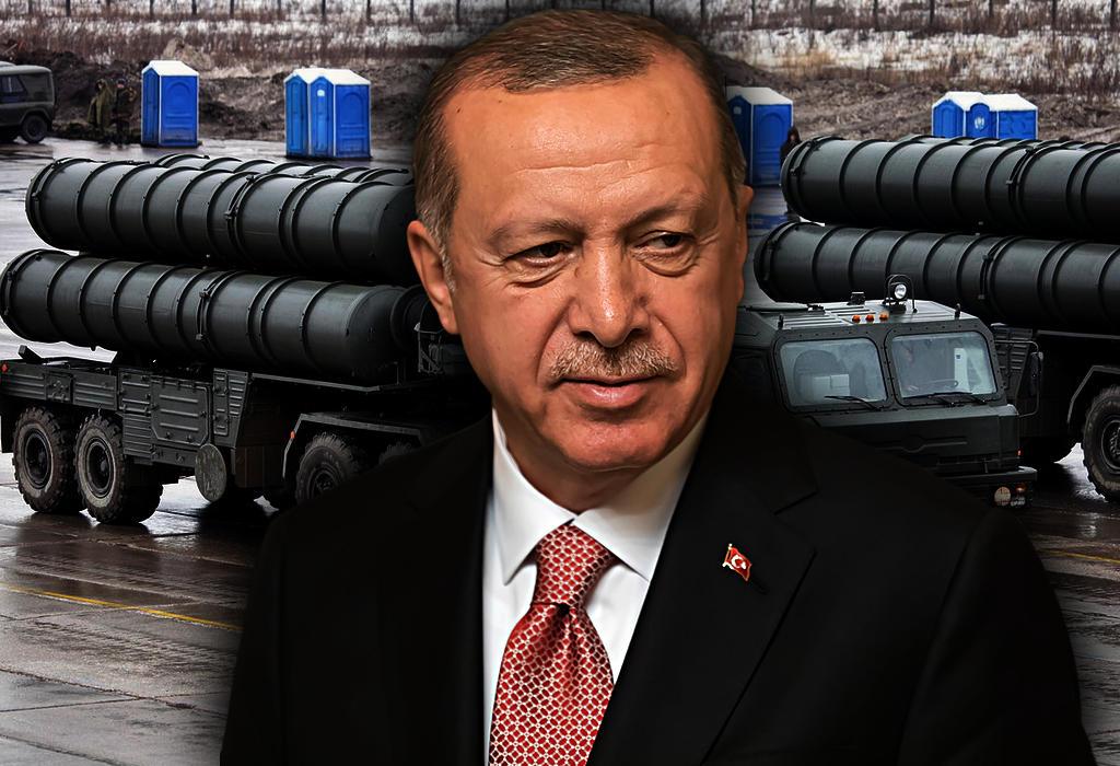 Erdogan - S-400