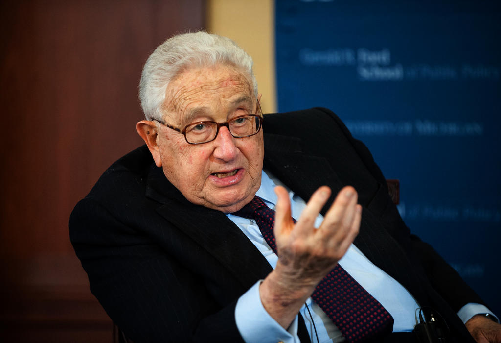 Kissinger o SAD i Kini