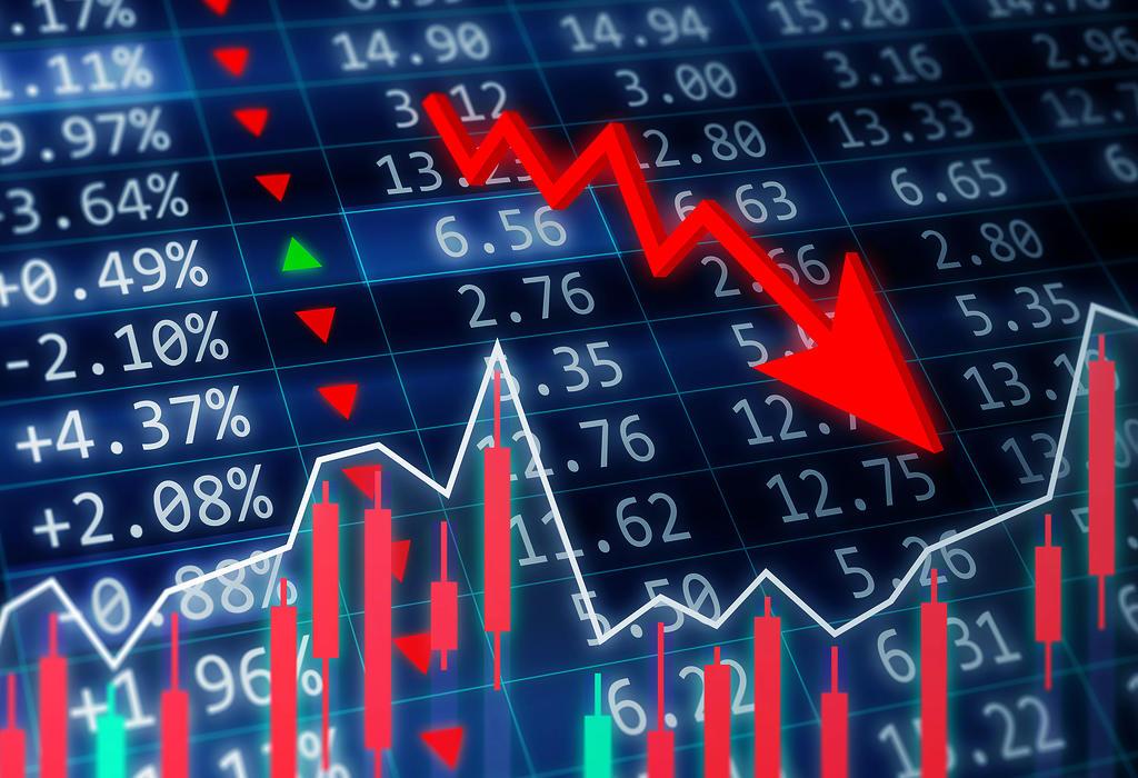SAD - financijski krah