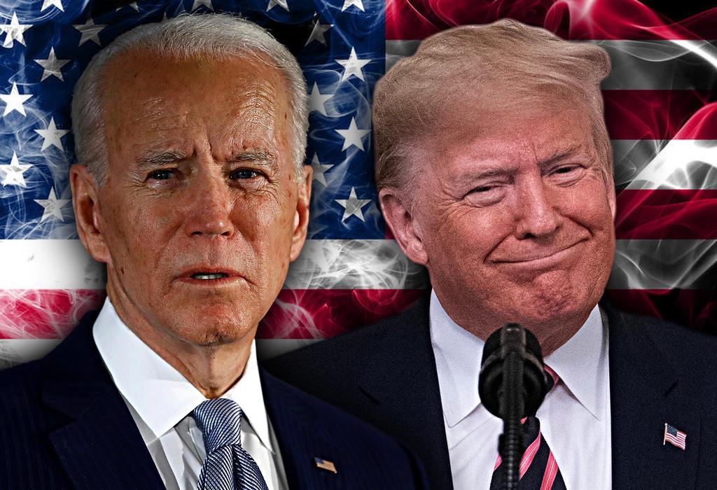 Trump i Biden američki izbori