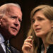 Biden i Samantha Power