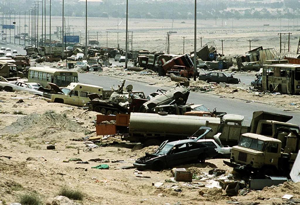 Irak - Highway of Death