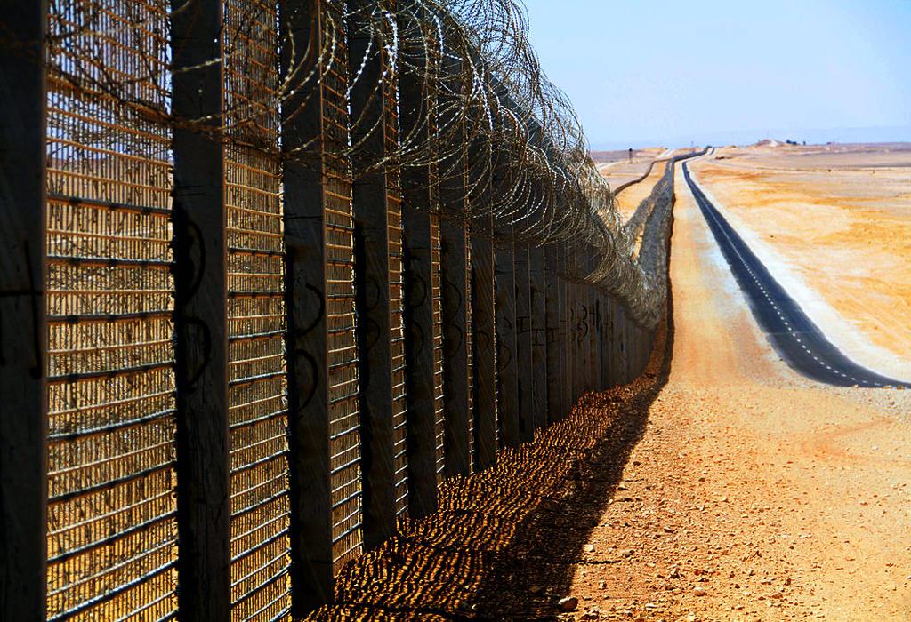 Izraelsko-egipatska granica