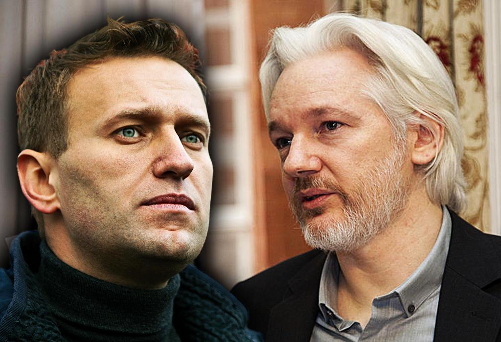 Navalny i Assange