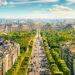 Pariz, Francuska Champs-Élysées