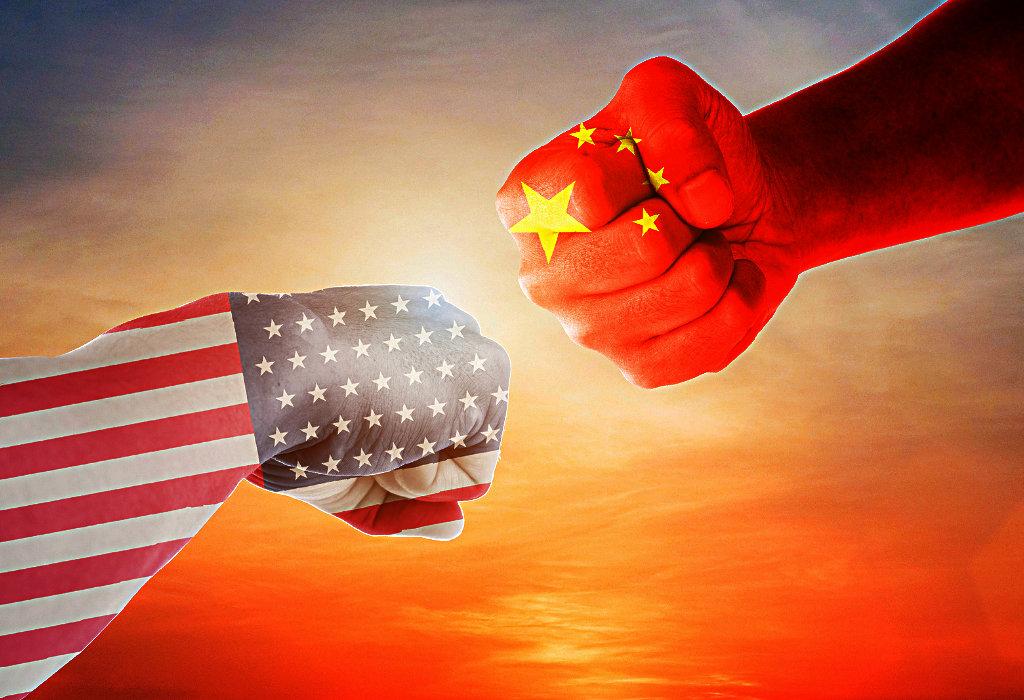 Rat izmedju Kine i Amerike