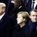 Trump, Merkel i Macron