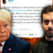 Twitter vlasnik Dorsley i Donald Trump