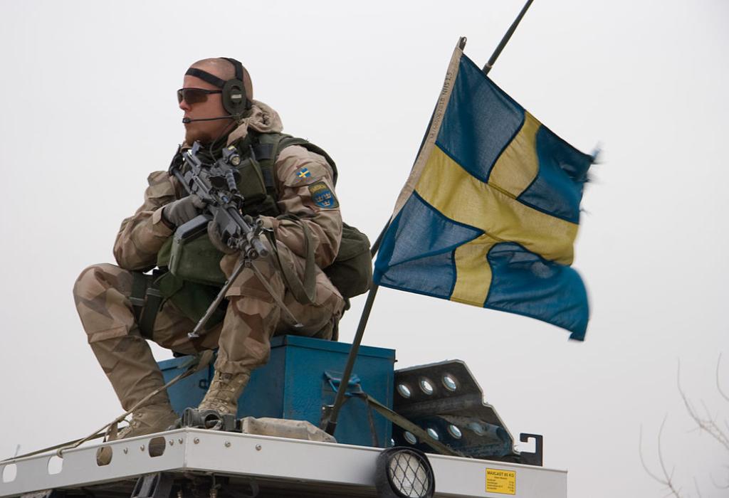 švedske oružane snage