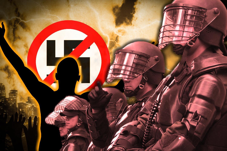 Policijsko nasilje u korona-fasizmu