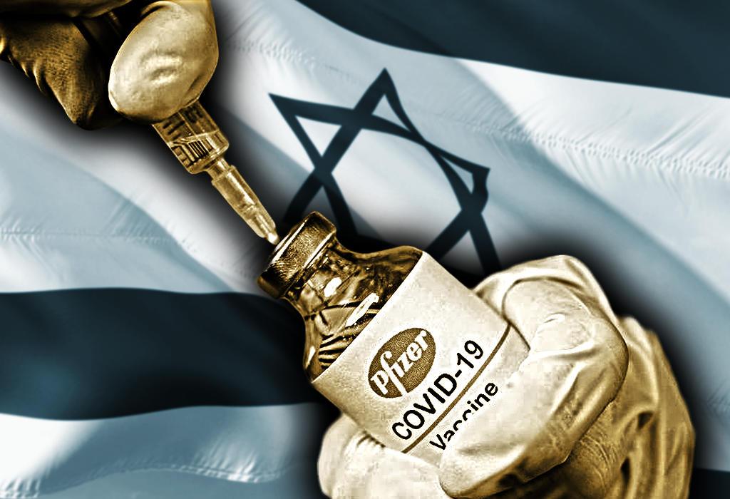 Izrael Pfizer vakcina