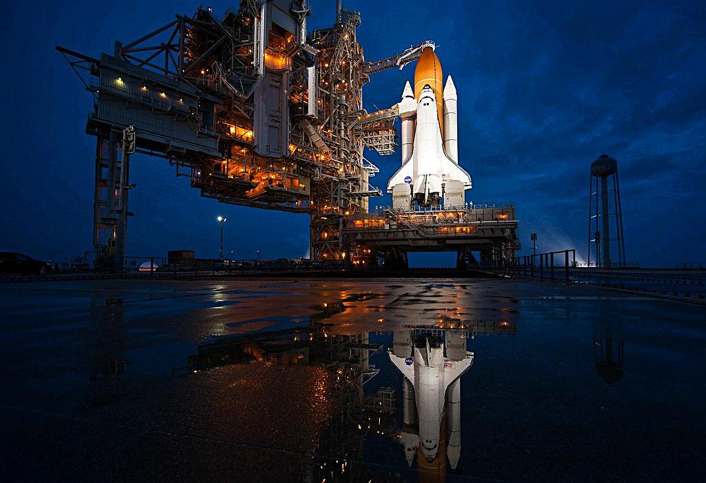 Lansiranje svemirske rakete