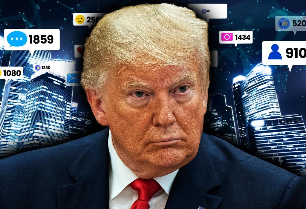 Trump-drustvene mreze